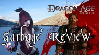 a Ridiculous Recap Of Dragon Age Origins