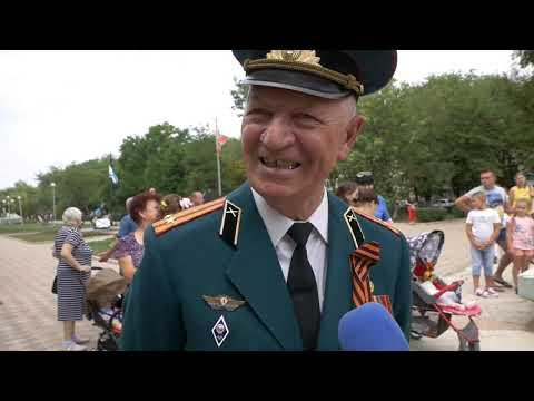 День ВДВ отпраздновали в Невинномысске