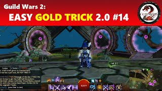 Guild Wars 2 Top Daily Gold Making Routines Easy Gold Trick 2.0 14