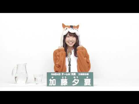 NMB48 Team M  加藤 夕夏 (YUUKA KATO)