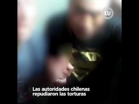 Ecuatorianos acusados de asesinar a una mujer fueron torturados en cárcel de Chile
