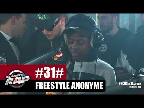 #31# - Freestyle Anonyme #PlanèteRap