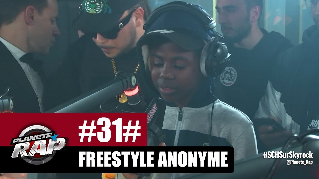 Download #31# - Freestyle anonyme #PlanèteRap