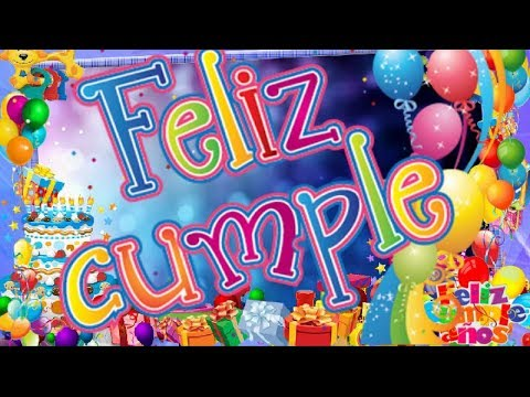 felicidades en tu dia, FELIZ CUMPLEAÑOS!