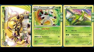 How to Assemble the Mighty Chesnaught Break