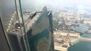 Observation Deck at 300,Etihad Towers,Abu Dhabi