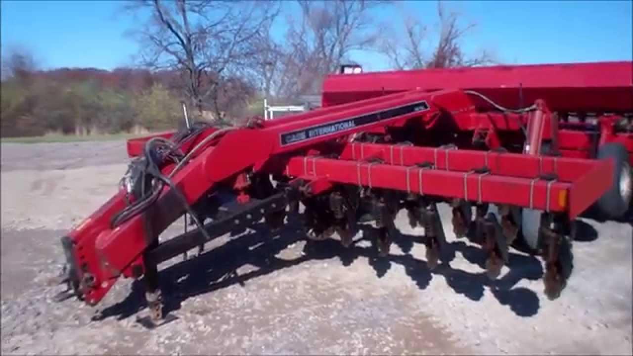 case ih 5400 drill w j i case coulter cart www wmsohio com youtube rh youtube com IH 5100 Grain Drill case ih 5400 grain drill manual