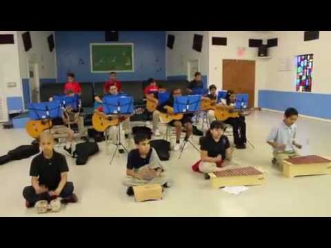 BOYS AND GIRLS CLUBS OF CENTRAL TEXAS Music Is Life Competition Entry