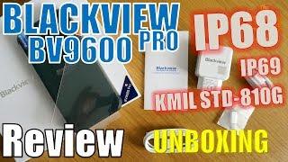 Blackview BV9600 Pro : Deep Unboxing - detailliertes Unboxing  (Deut...