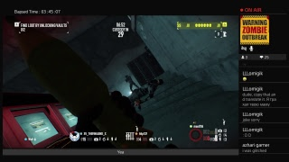 max6706's Live PS4 Broadcastdeath sentence action