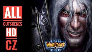 Warcraft III: Frozen Throne  HD Film CZ