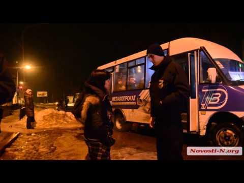 Видео Новости-N: В Николаеве случайные прохожие спасли даму, которую избивал ее ухажер