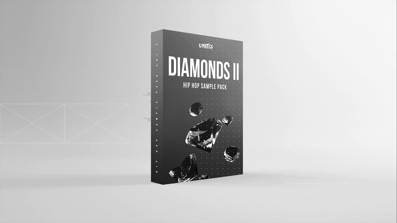 DIAMONDS II - New Hip Hop Sample Pack - How To Make Beats Blog