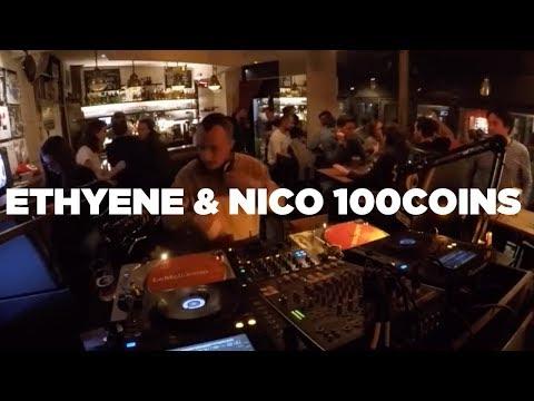 Imported Plates w/ Ethyène & NICO 100coins • DJ Set • LeMellotron.com