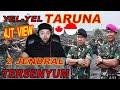 HEBAT !! YEL - YEL TARUNA BIKIN 2 JENDRAL TERSENYUM | Indonesia Reaction | MR Halal Reacts