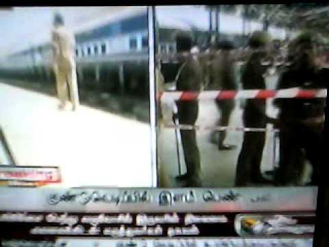#CHENNAI CENTRAL RAILWAYS STATION BOMB BLAST