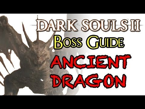 Dark Souls 2 Boss Guide: Ancient Dragon
