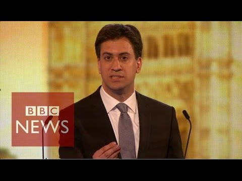Ed Miliband to David Cameron: 'Debate me' - BBC NEws