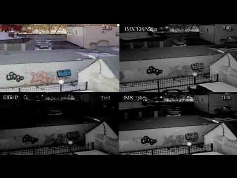 Видеокамеры CTV Pro на базе Exmor IMX238: стандарты аналогового видео меняются!