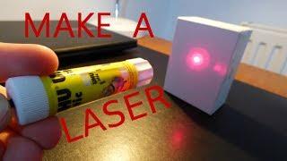 DIY : Comment faire un laser