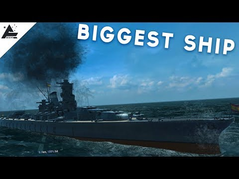 The Big Spanish Battleship - Ultimate Admiral Dreadnoughts Alpha