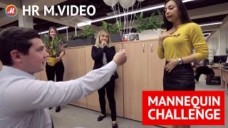 HR M.Video Mannequin Challenge