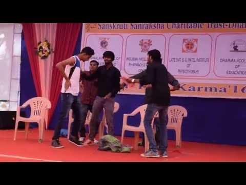 funniest drama on college life musical skit (engineering) IIET DHARMAJ