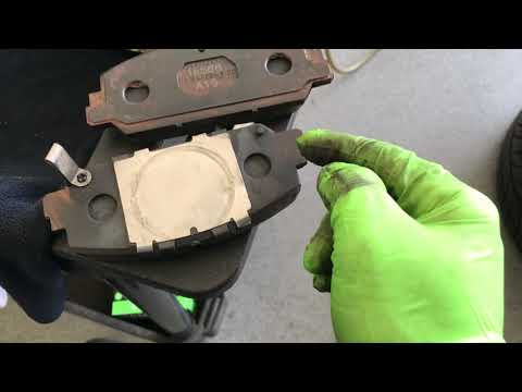 2013 – 2018 Acura ILX – How To Replace Front Brake Pads – DIY
