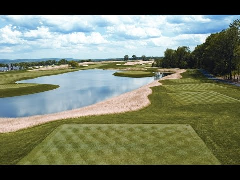Trump National Golf Club Bedminster Star Diamond TV