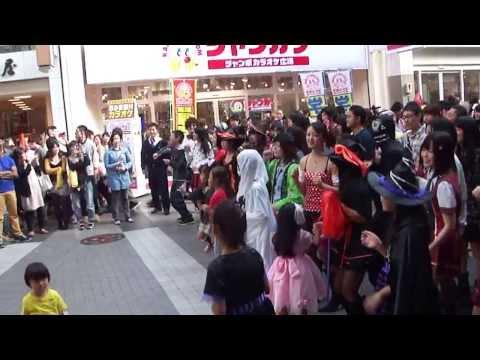 2013/10/27 恋するフォーチュンクッキー @熊本Ver 見物人視点