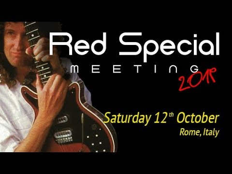Red Special Meeting 2019