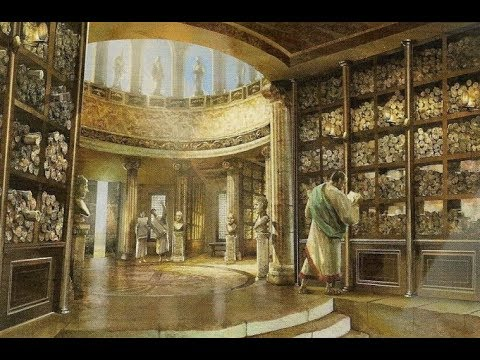 In Search Of History - Library Of Alexandria (History Channe