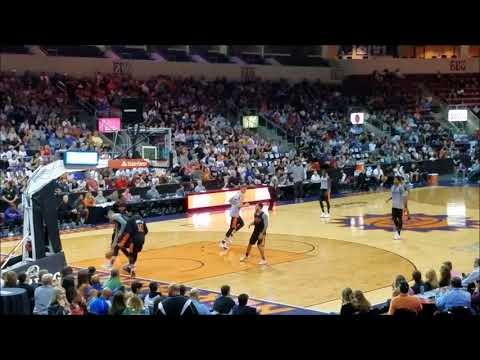 Phoenix Suns Pre-season scrimmage highlights!