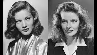 LAUREN BACALL on KATHARINE HEPBURN — Diva on Diva