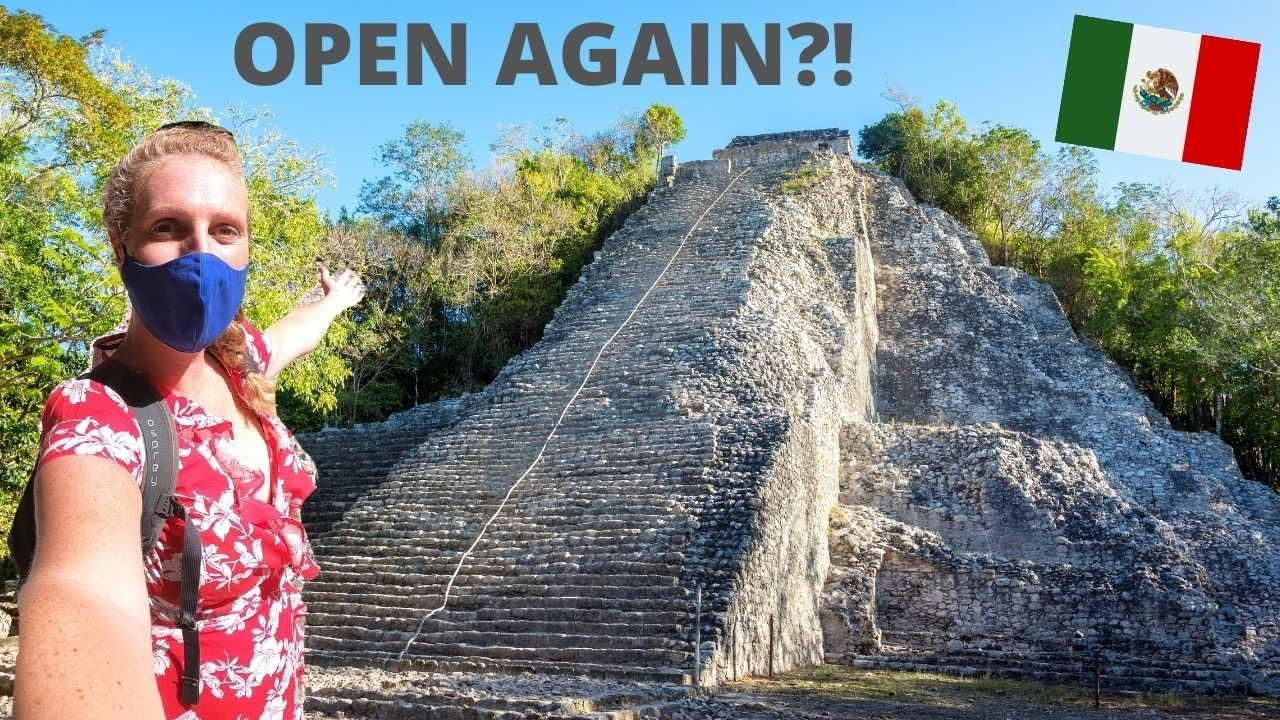 Download Coba Ruins Are OPEN AGAIN But With A DIFFERENCE [Mexico 2020]