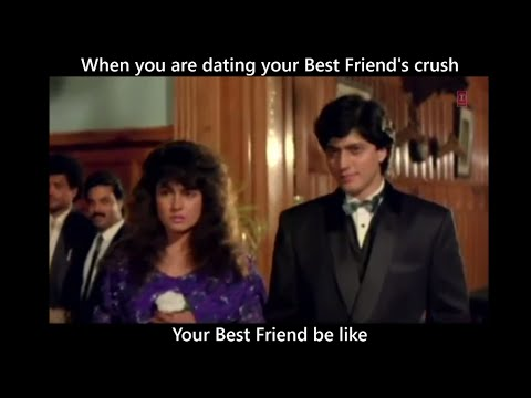 how to handle your best friend dating your crush Find out what you should do if your best friend starts dating the to deal with teen vogue teamed up with with your bff about your crush.