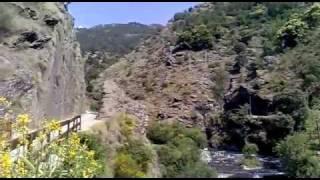TRAIL VEREDA DE LA ESTRELLA SIERRA NEVADA