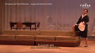 « Una donna a quindici anni », Cosi fan tutte, Mozart