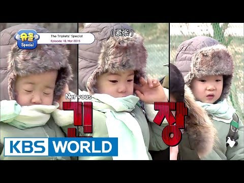 The Return of Superman - The Triplets Special Ep.18 [ENG/中文字幕/2017.09.08]