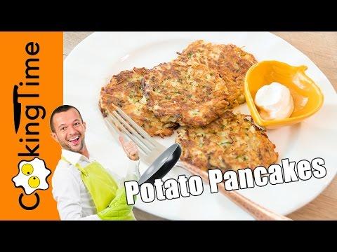ОЛАДЬИ из КАРТОФЕЛЯ / ДРАНИКИ / Картофельные Панкейки / простой рецепт / Potato Pancakes