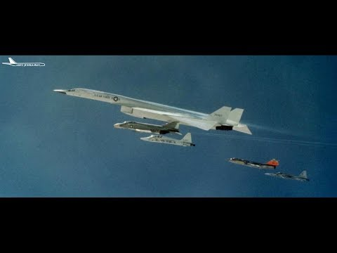 Deadly Photoshoot | 1966 North American XB-70 Mid-Air Accident