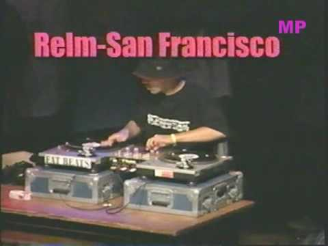 DJ MIKE C VS DJ RELM 1999 ITF FINALS