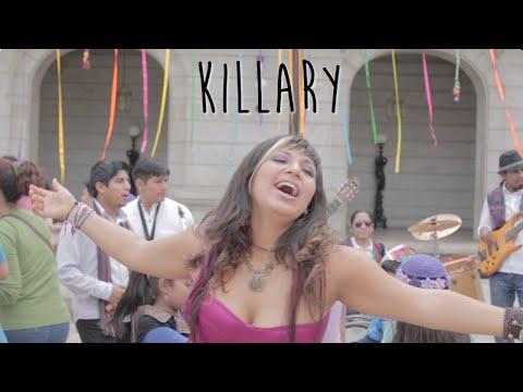"""Killary- Huaynito para Cantar - (""""HUAYNITO to Sing"""") (Official Video)"""