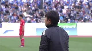 2018年3月11日(日)に行われた明治安田生命J2リーグ 第3節 町田vs甲...