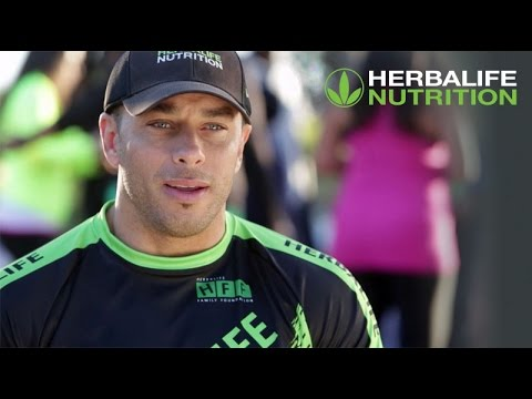 One cop, one community, inspiring results | Herbalife Nutrition