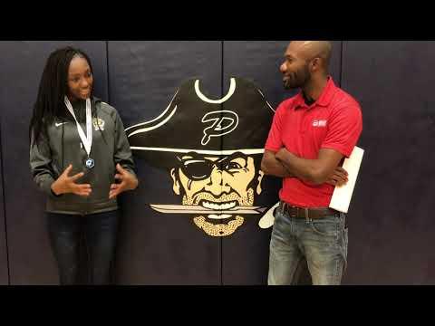WJMI Athlete of the Week: KeKe Nichols, Pearl High School