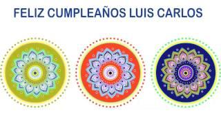 LuisCarlos   Indian Designs - Happy Birthday
