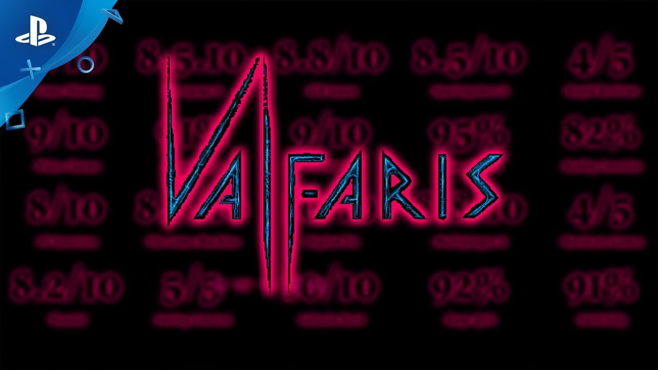 Valfaris - Accolades Trailer | PS4