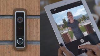 #شيء_تك: Vivint Doorbell Camera من الطارق؟