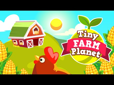 Tiny Farm Planet - Idle and Clicker Game for iPhone and Android